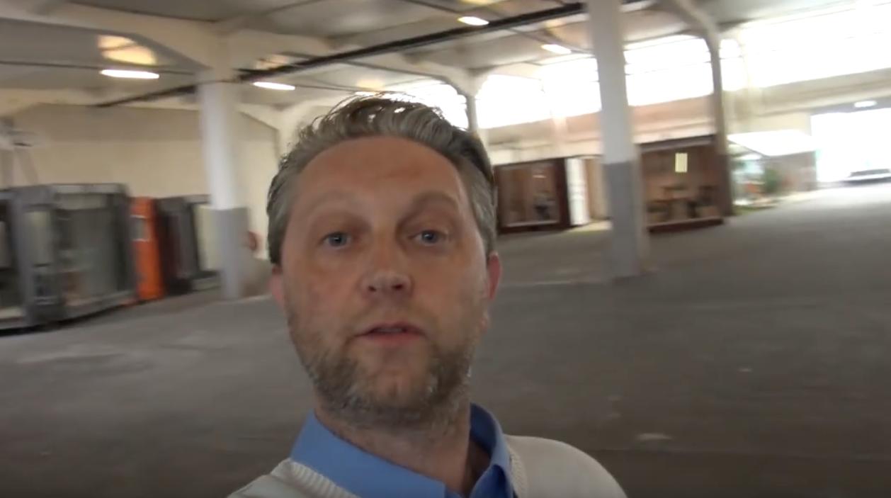 Dylan vloggen in de Fenix2