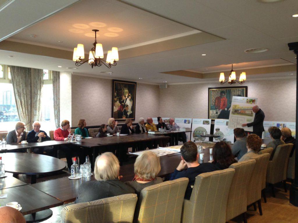Informatie bijeenkomst Landgoed C in Bussum