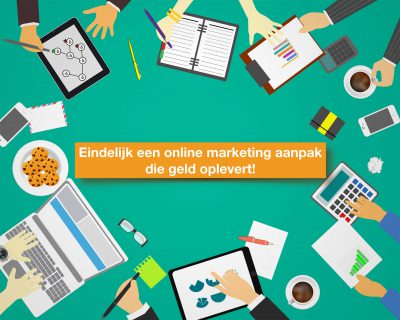 Online marketing dat iets oplevert!