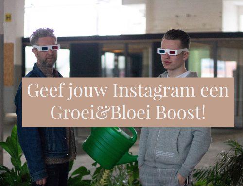 Instagram voor jouw bedrijf, maar hoe dan?