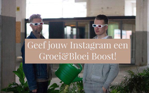 Instagram Groei&Bloei Team