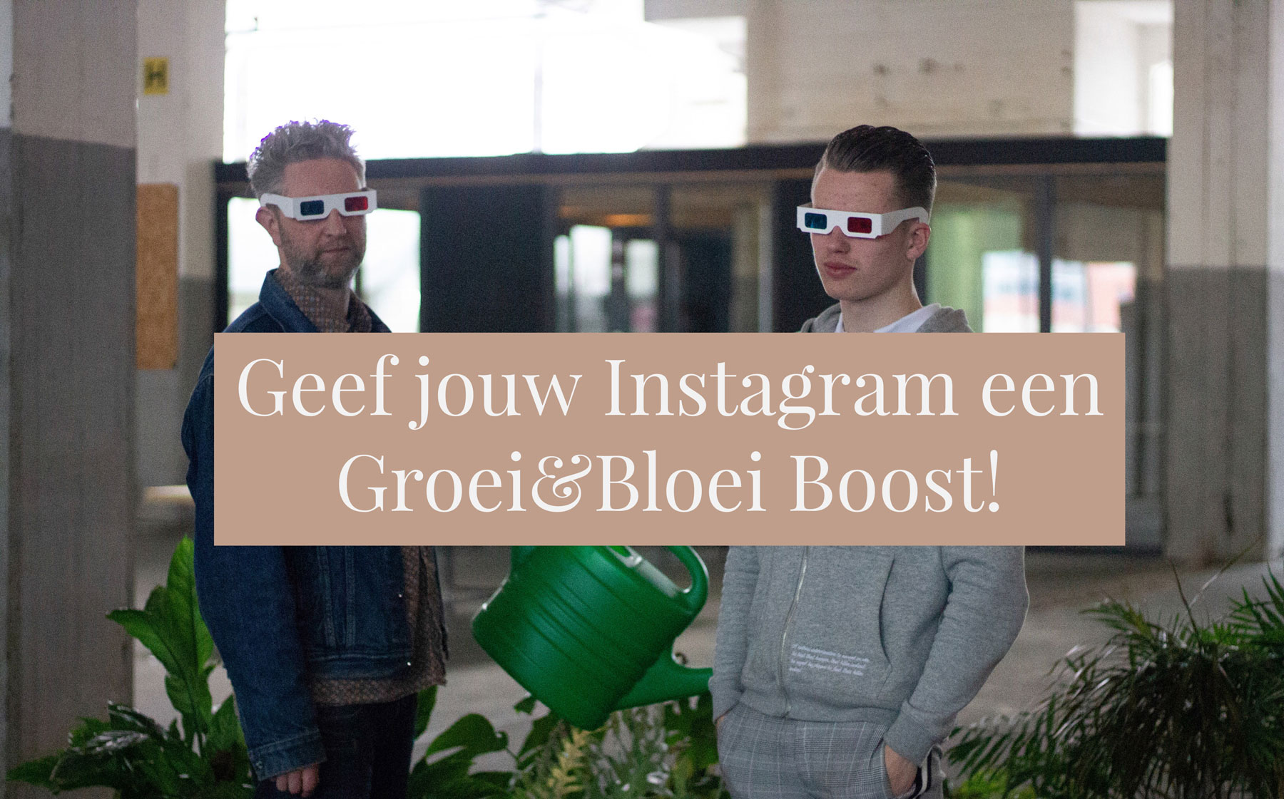 Instagram Groei&Bloei Team