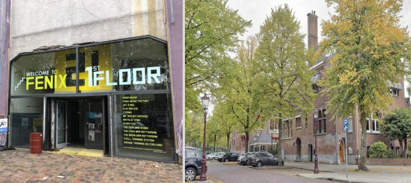 Rotterdam Amsterdam
